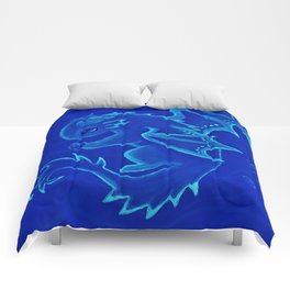 Water Dragon of the Deep Comforters