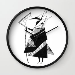 pilgrim Wall Clock