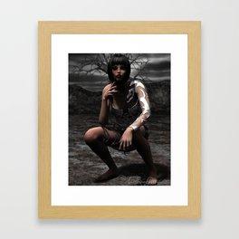 Akasha Framed Art Print