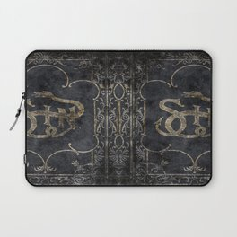 Book of Sin Laptop Sleeve