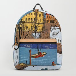 Glenn Coleman Battery Park Backpack