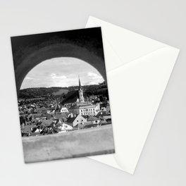 Český Krumlov, Czech Republic, a fairytale town   Film Photo Print Stationery Cards