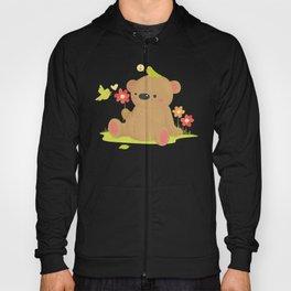 Hello Bear Hoody