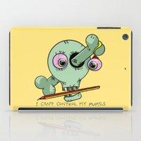 teacher iPad Cases featuring Bad Teacher by mailboxdisco