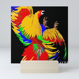 ROOSTER Mini Art Print