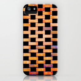 Foundationalism iPhone Case