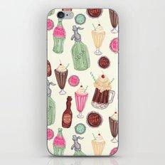 Soda Jerk Pattern iPhone Skin