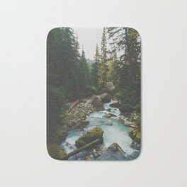 White Chuck River - Pacific Crest Trail, Washington Bath Mat