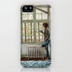 Front Window iPhone (5, 5s) Slim Case