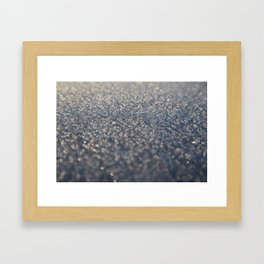 Jack Frost 2 Framed Art Print