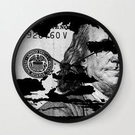 DONT JUDGE Wall Clock