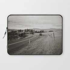 {  on the road } Laptop Sleeve