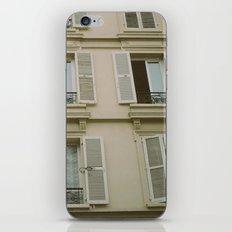 paris view iPhone & iPod Skin