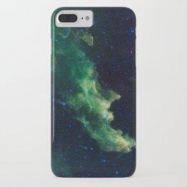 Witch Head Nebula iPhone Case