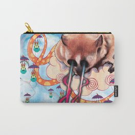 Attack of the Super Furry Animals! Carry-All Pouch