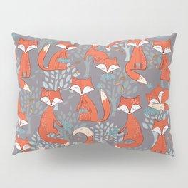 Chill Foxes Pillow Sham