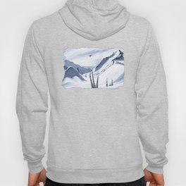 'Chads Gap' Iconic Snowboarding Moments Hoody
