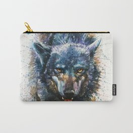 Wolf - last fight Carry-All Pouch