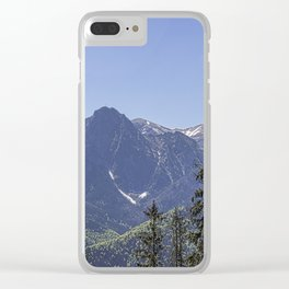 Zanopane. Clear iPhone Case
