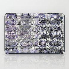 Post-Digital Tendencies Emerge (P/D3 Glitch Collage Studies) iPad Case