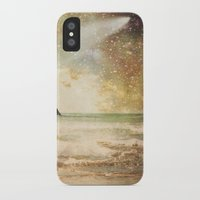 interstellar iPhone & iPod Cases featuring Interstellar by Jenndalyn