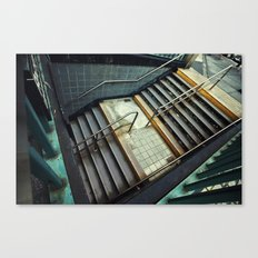 Subway Canvas Print