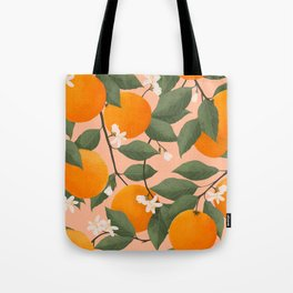 fresh citrus Tote Bag