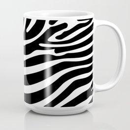 Animal Zebra texture Coffee Mug