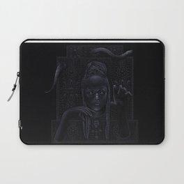 DARK TEMPLE - Du noir naît la lumière Laptop Sleeve