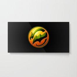 Logo-3 Metal Print