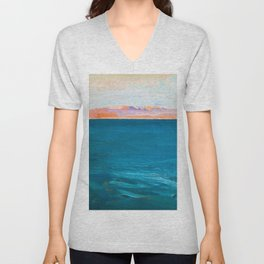 Red Sea, Suez - Digital Remastered Edition Unisex V-Neck
