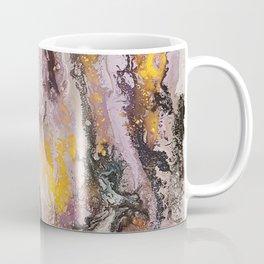 Aztecs, acrylic on canvas Coffee Mug