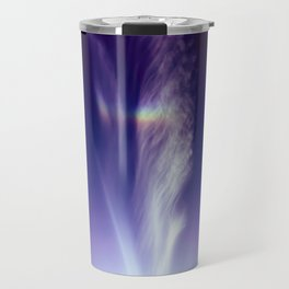 Feather in the Sky Travel Mug