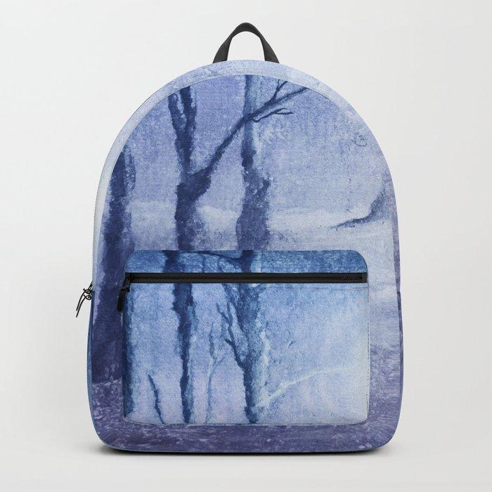 Track 5: Winter Backpack