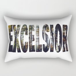 Excelsior - The Raven Cycle Rectangular Pillow