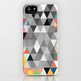 Many colors of being iPhone Case