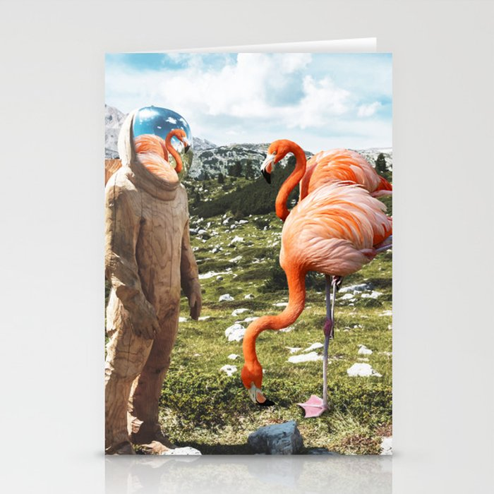 Alternate Reality Stationery Cards