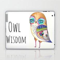 Owl Wisdom Laptop & iPad Skin
