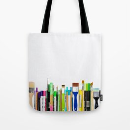 Real Weapons Of Mass Creation II Tote Bag