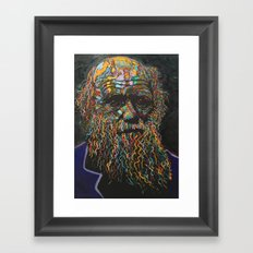 Evolved Framed Art Print