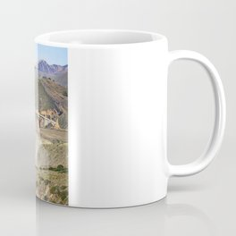 Bixby Creek Bridge in Big Sur Coffee Mug