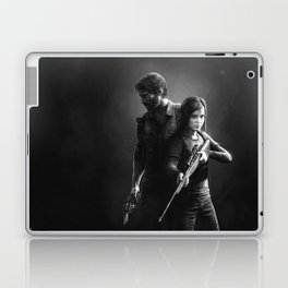 The Last of Us - Joel & Ellie Laptop & iPad Skin