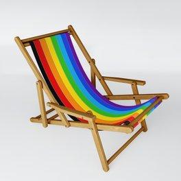 LGBTQ Pride Sling Chair