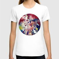 fireworks T-shirts featuring Fireworks by Tia Hank