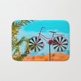 Riding High - I Bath Mat