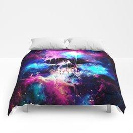 Space Skull Comforters