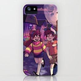 Summerween iPhone Case