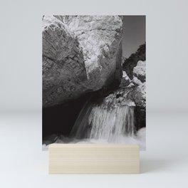 Ure river #8 Mini Art Print