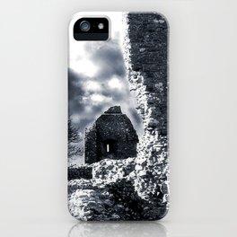 Castle Ruin   -  Wales iPhone Case
