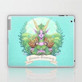 Ysera of the Dream Laptop & iPad Skin